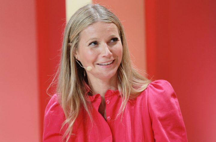 Gwyneth Paltrow Has Been Smoking Weed