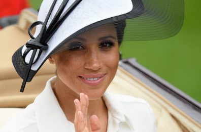 Why Meghan Markle Has Only Worn Neutral Colors Since Her Wedding