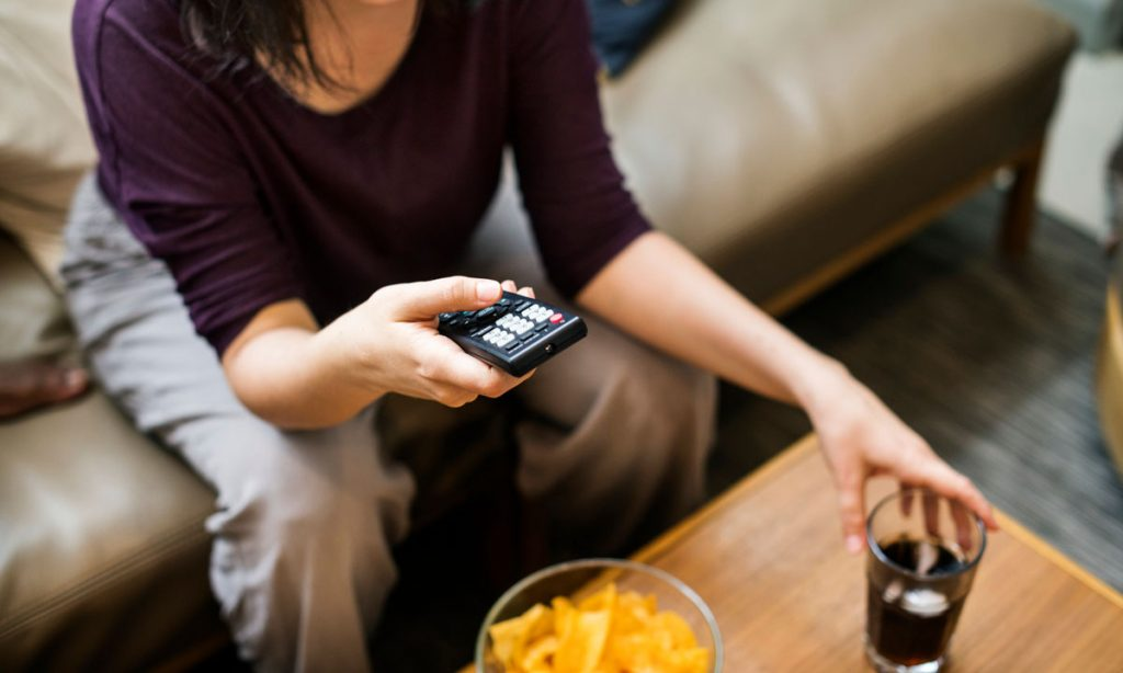 How Being A Couch Potato Changes Your Personality