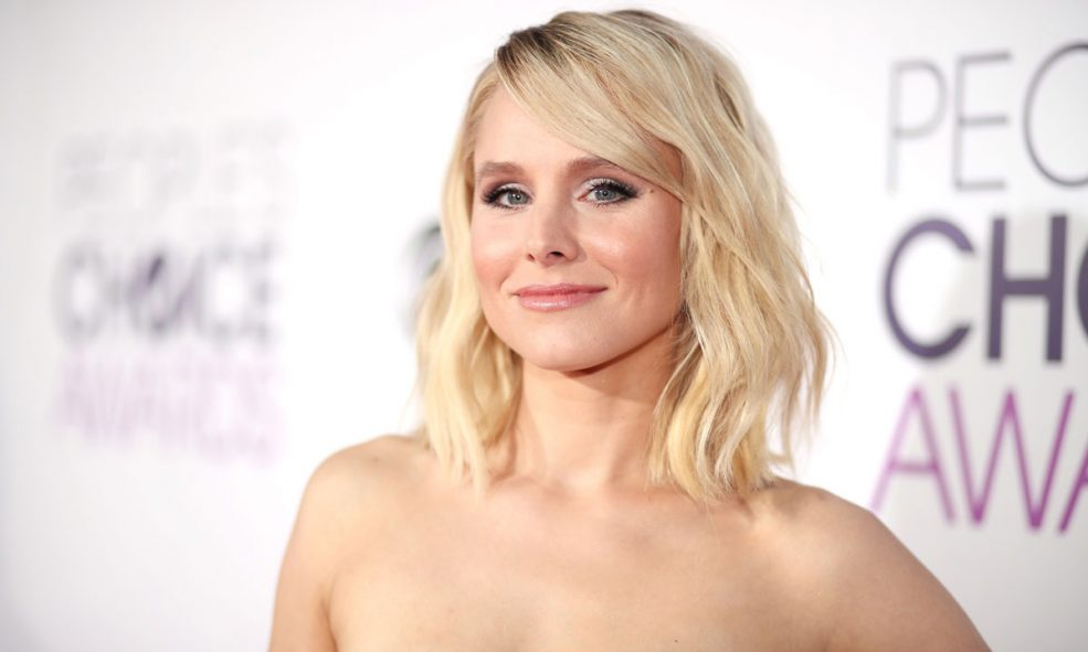 Kristen Bell Says This CBD Lotion Is Magic For Sore Muscles