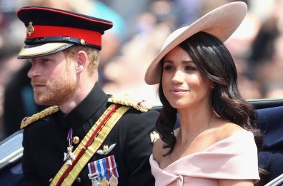 Meghan Markle & Prince Harry Announce First Royal Tour