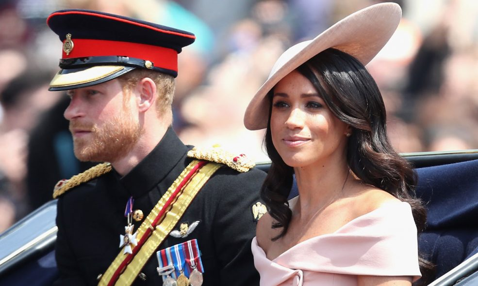 Here's Why Meghan Markle Wasn't Allowed To Wear Her Hat At Wimbledon