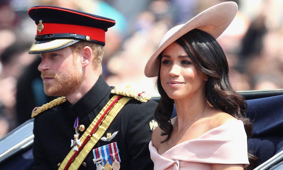Meghan Markle & Prince Harry Announce First Royal Tour