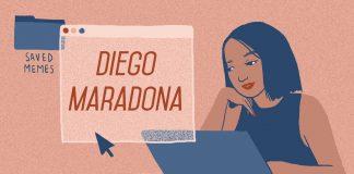 Meme Of The Week: Diego Maradona's Crazy Celebrations