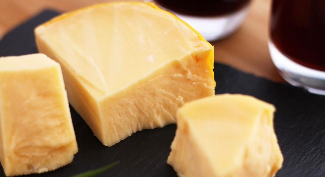 Naturally Orange Cheese Never Existed And You've Been Lied To