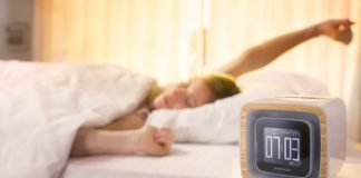 This New Alarm Clock Wakes You Up With Delicious Smells