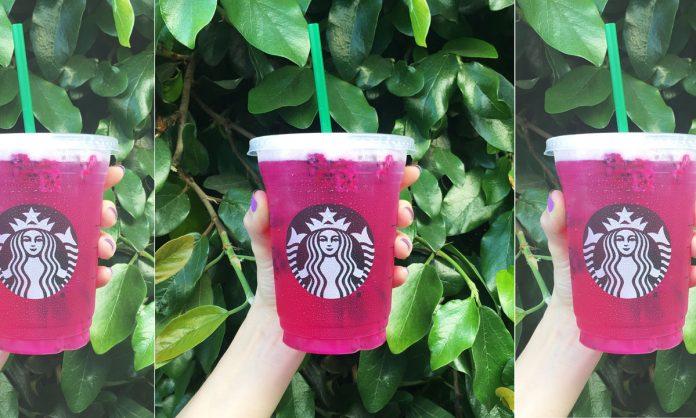 This New Magenta Starbucks Drink Is Taking Over Instagram