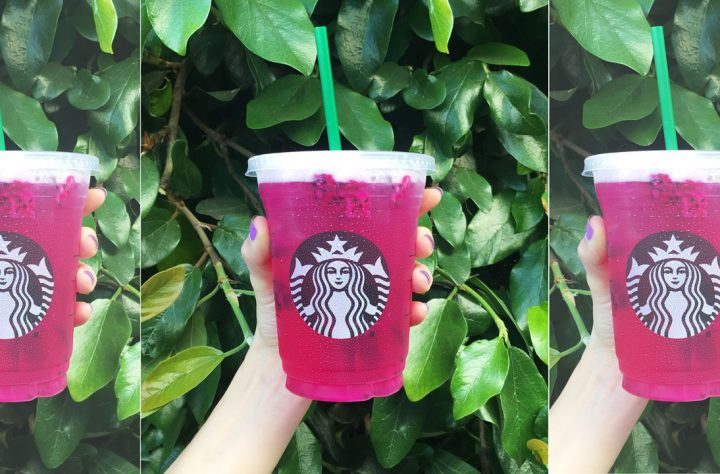 This New Magenta Starbucks Drink Is Taking Over Instagram
