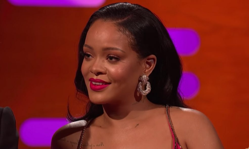 Why Is Rihanna Always Stealing Wine Glasses From Bars?