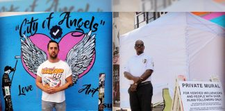 Social Media Famous To Snap Selfies At This LA Mural