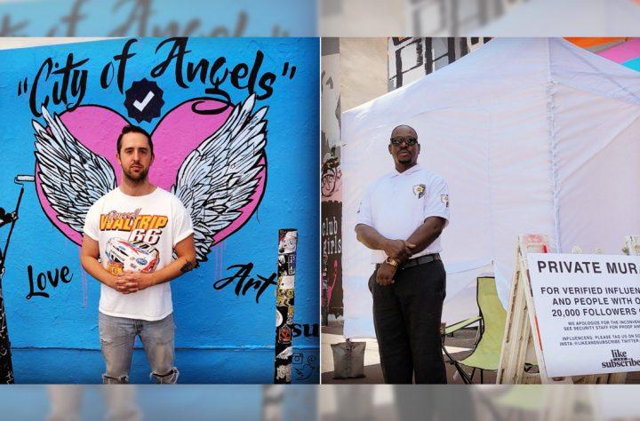 Social Media Famous To Snap Selfies At This LA Mural