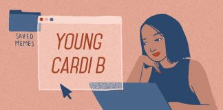 Young Cardi B Is The Sassy Response For Every Occasion