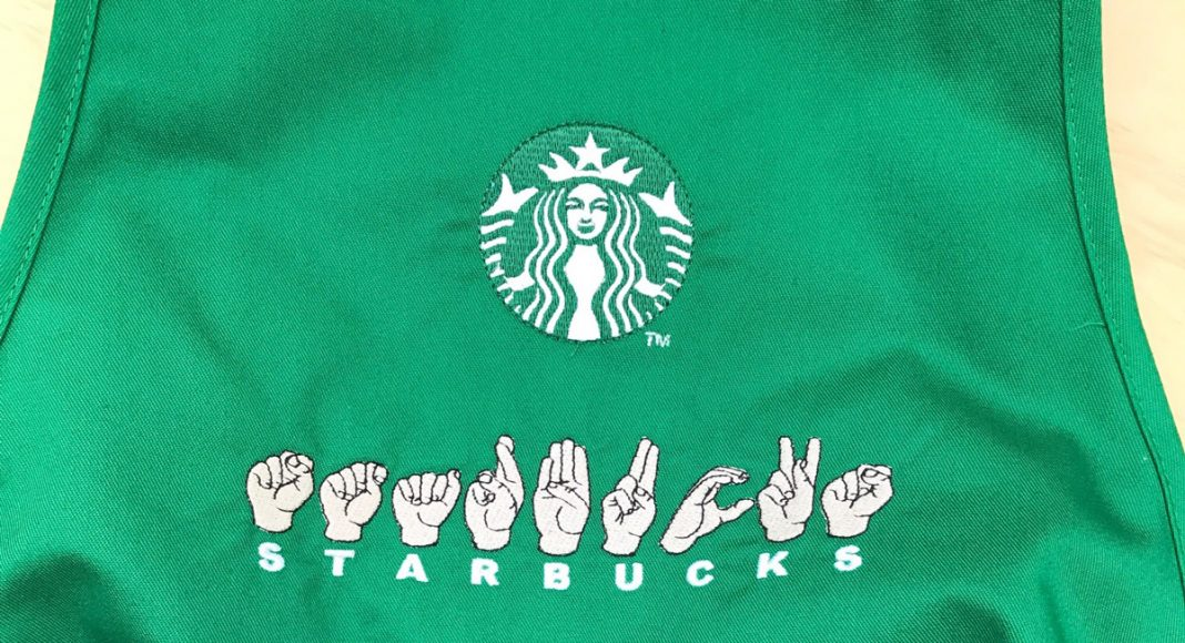 Deaf Starbucks
