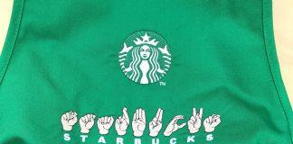 Deaf Starbucks