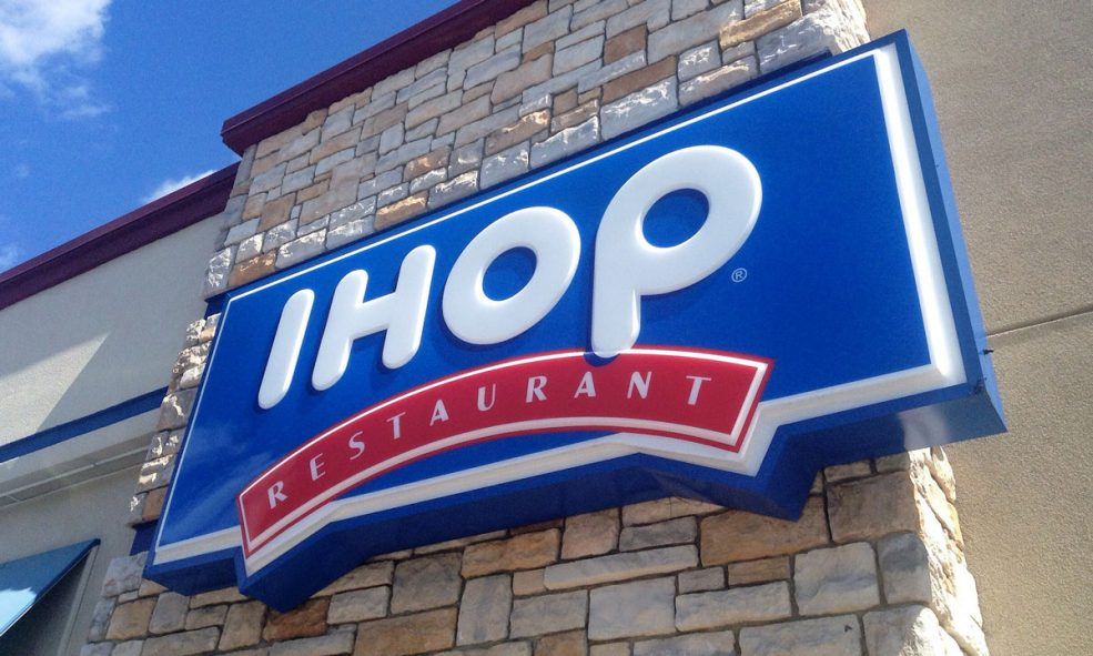 IHOP Announces That It's Not Changing Its Name To IHOB