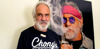 Tommy Chong Reflects On 40 Years Of 'Up In Smoke'