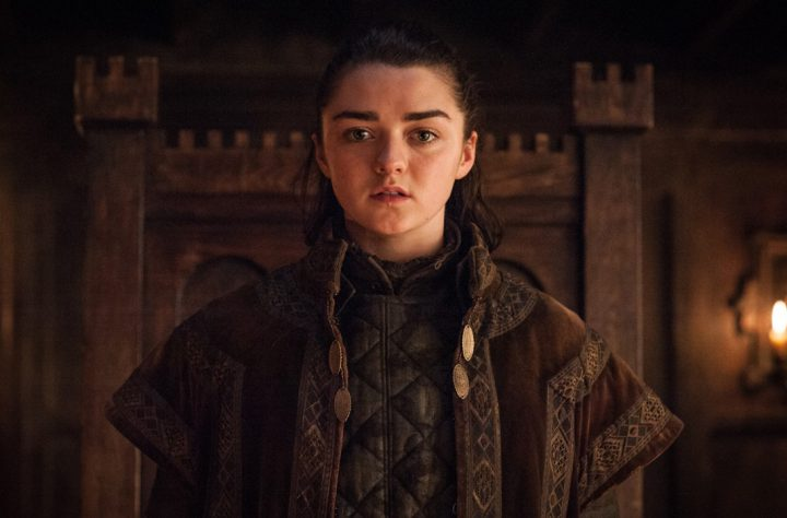 Why Is Maisie Williams Posting Bloody Tributes To 'Game of Thrones'?
