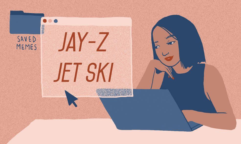 Meme Of The Week: Jay-Z On A Jet Ski