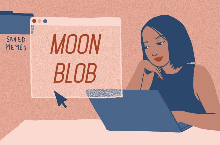 Meme Of The Week: Moon Blob Is Stupid But We Like It