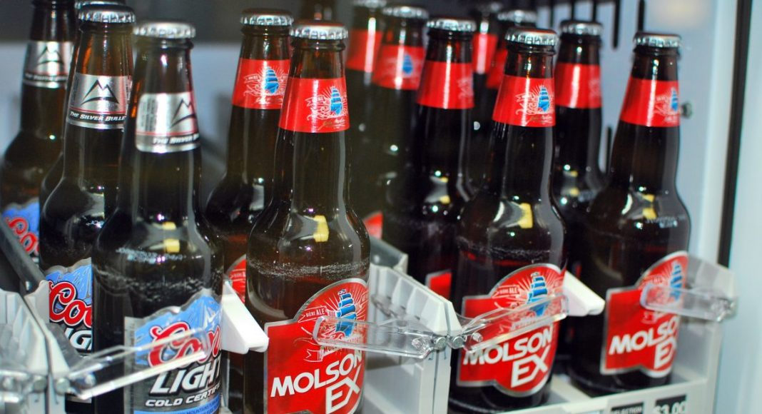 Molson Coors Finally Gets Into Cannabis