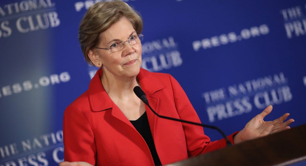 elizabeth warren reveals how jeff session catalyzed marijuana legalization