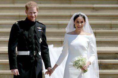 Meghan Markle's Wedding Dress