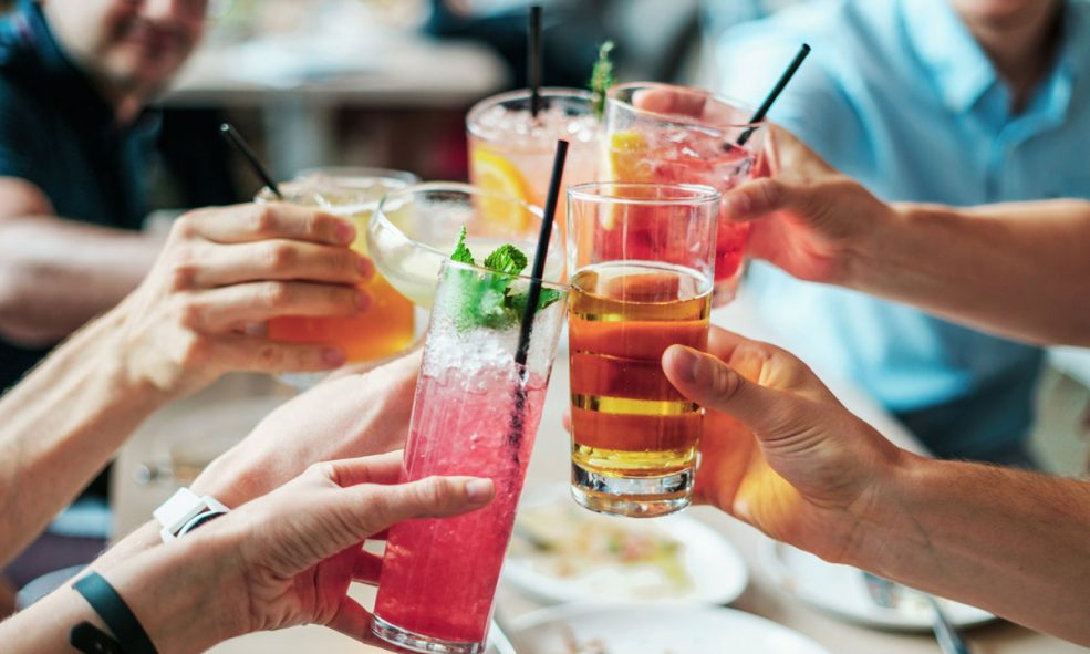 Here's Why You Get The 'Drunchies' After A Night Of Drinking