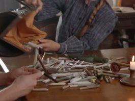 Inside Jimmy Kimmel's 'Dr. Quinn, Medicinal Marijuana Woman'