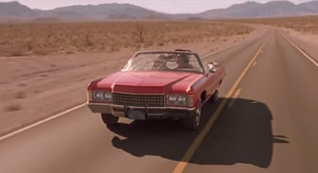 Las Vegas Cannabis Museum Will Feature Hunter S. Thompson's 'Red Shark' Car