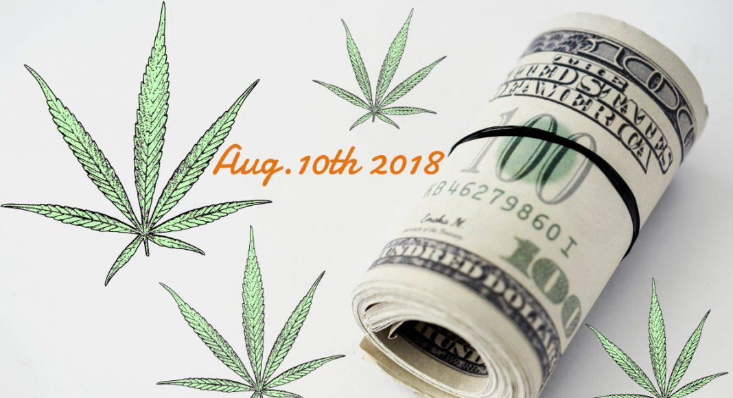 Green Market Report Marijuana Money