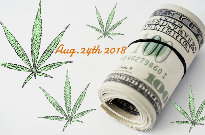 Green Market Report Marijuana Money