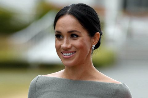 Meghan Markle Is Saving This Piece Of Jewelry For Her Future Daughter