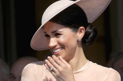 Meghan Markle Wrote About Being A Princess Years Before She Met Harry