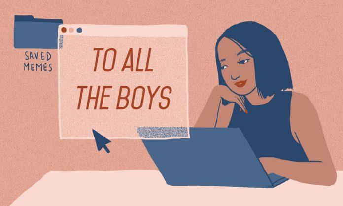 To All The Boys I've Loved Before Meme