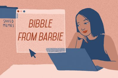 Barbie meme