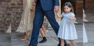 Now We Know Why Princess Charlotte Always Wears Dresses