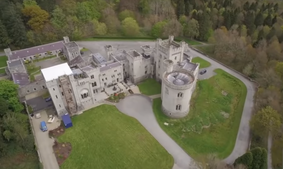 Game of Thrones castle for sale