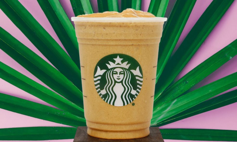 Starbucks Introduces First Vegan Protein Blended Cold Brew