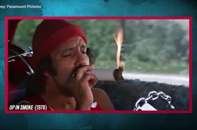 WATCH: Weed Expert Fact Checks Stoner Movies