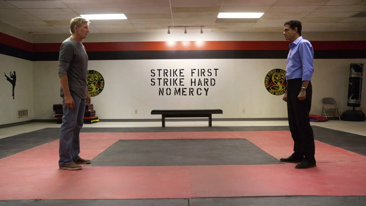 Cobra Kai 'Karate Kid' Spin-Off