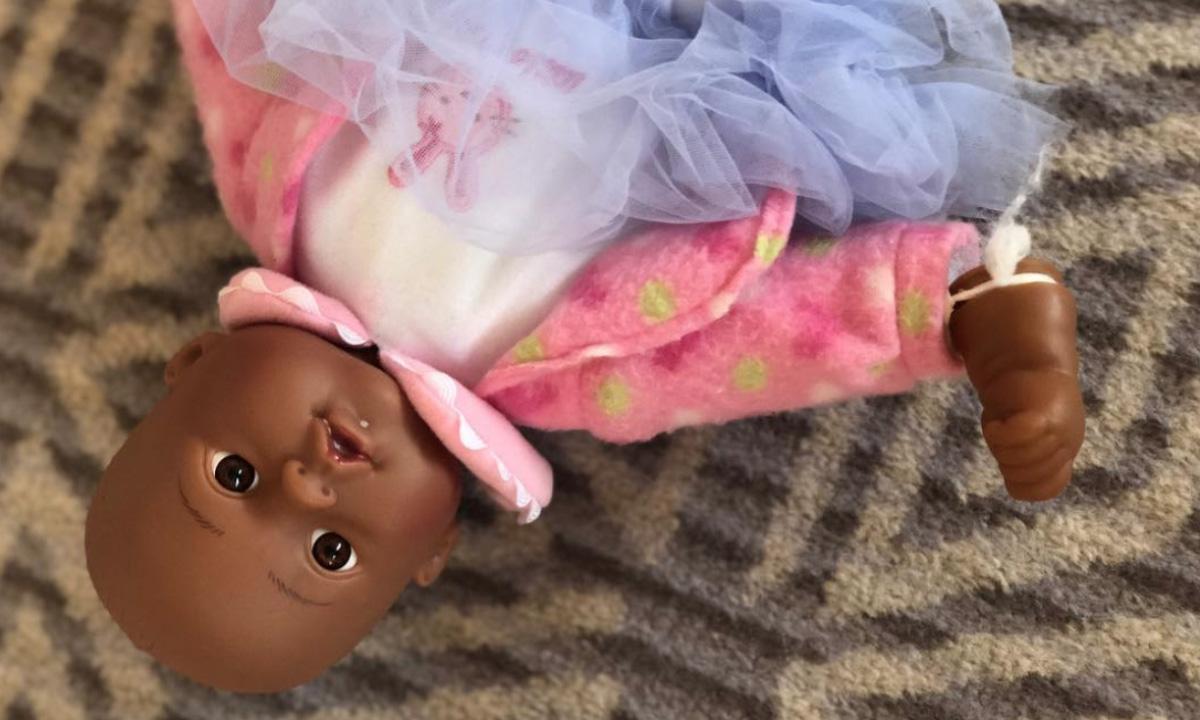 meet qai qai  the instagram famous doll of serena williams u2019 daughter