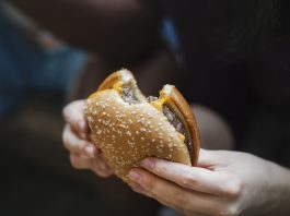 nearly 40 of americans eat fast food on any given day