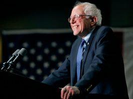 Bernie Sanders Celebrates His Home State's Marijuana Reform Milestone