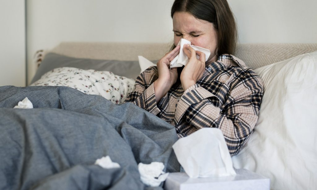 heres how you can avoid getting sick during the holiday season