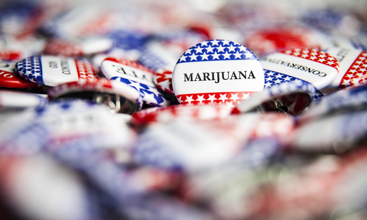 Why Is Marijuana Catering To The Republican Party?
