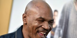 mike tyson once boxed while high and won