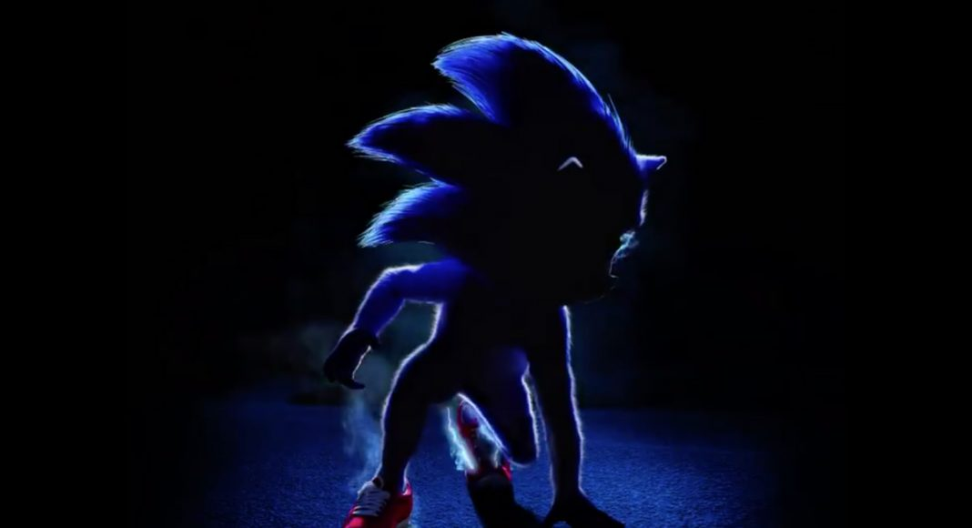 Sonic The Hedgehog Has Weirdly Sculpted Legs In His Live Action Movie Poster The Fresh Toast