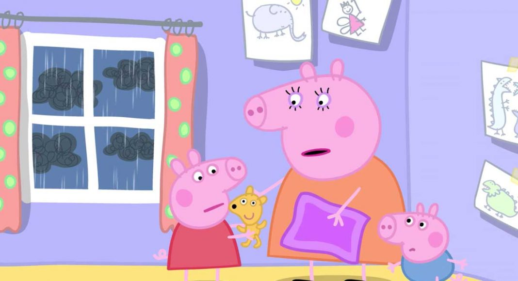 Peppa Pig Is Causing Kids To Speak With British Accents