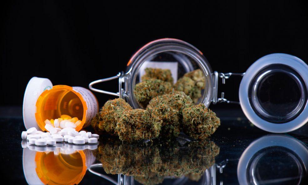 Consumers Are Replacing Pharmaceuticals With Medical Marijuana
