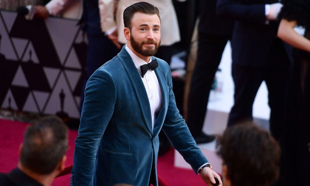 chris evans has chilled out on weed but not acting